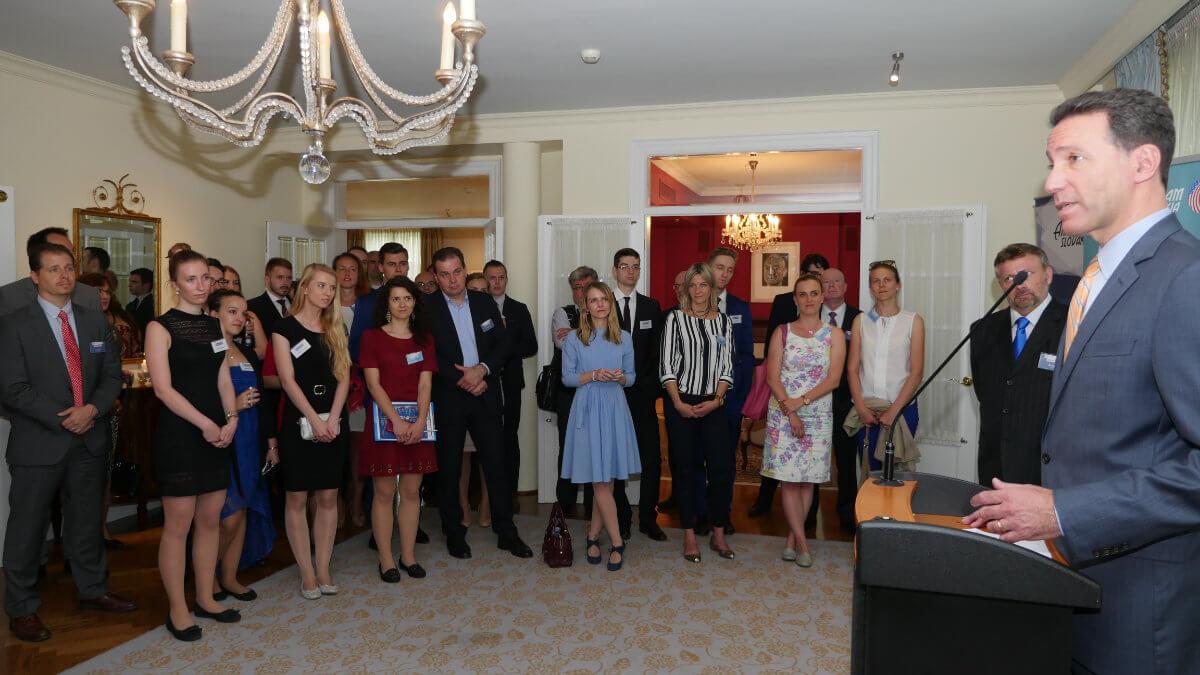 AmCham Mentor Network Program – Bratislava 2017