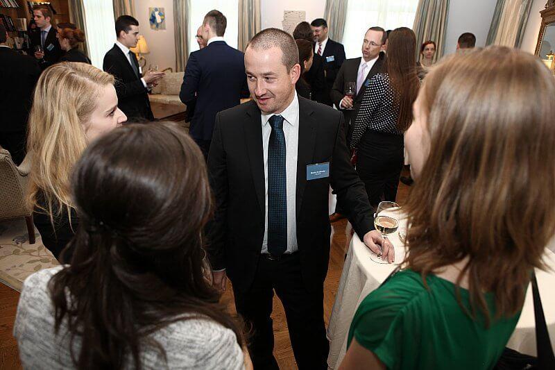 AmCham Mentor Network Program – Bratislava 2015